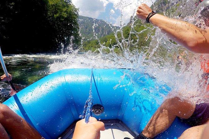 Whitewater Rafting-Tone Pariwat Conservation Area, Phang Nga