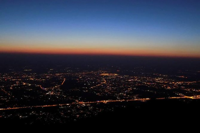 From Sofia: Vitosha - private night tour