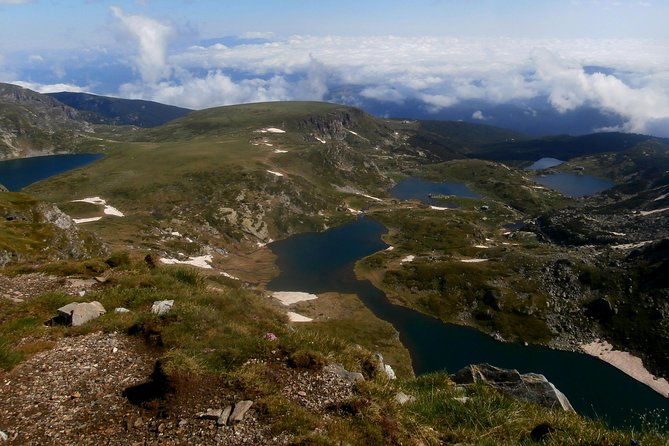 From Sofia: Seven Rila lakes- private tour