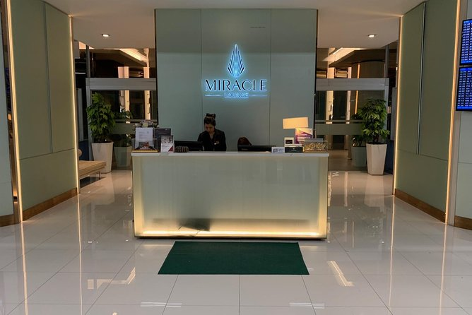 VIP Lounge Access at Bangkok Suvarnabhumi Airport