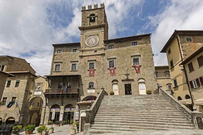 day- trip from Rome to Cortona&Passignano with olive oil tasting included