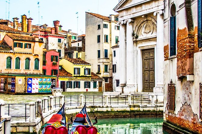 Venice Walking Tour of Most-Famous Sites Monuments & Attractions with Top Guide