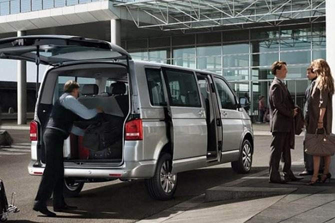 Private transfer from Nice Airport to Cannes