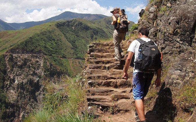 Inca Trail to Machu Picchu in 4 days