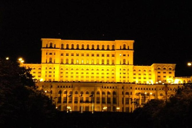 Bucharest Evening Tour and Traditional Dinner - 3 hours