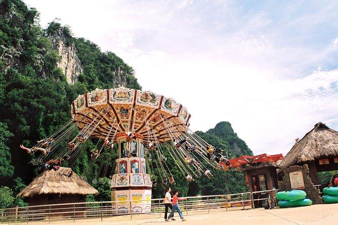 Lost World of Tambun Admission Ticket with Return Transfer from Kuala Lumpur