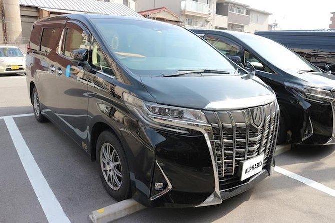 Private Alphard & Simple English Driver in Hokkaido(Sapporo Otaru Toya Furano)
