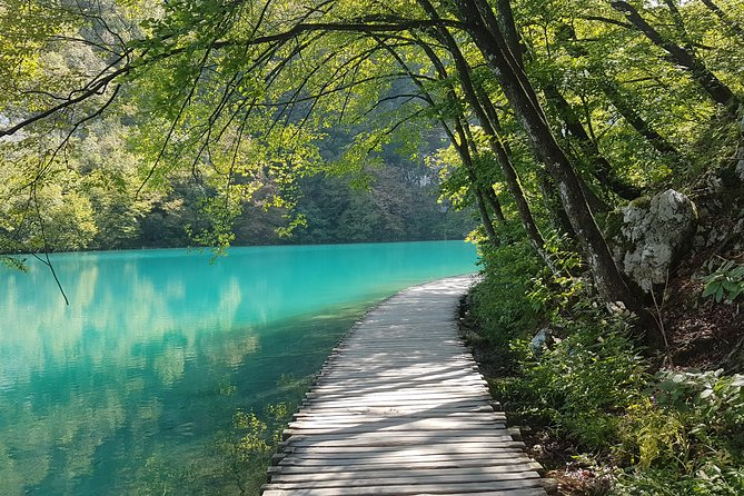 PRIVATE TRANSFER: From Zagreb to Zadar with Plitvice Lakes tour