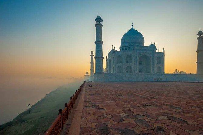 Dezelfde dag Taj Mahal en Agra tour vanuit New Delhi met de auto