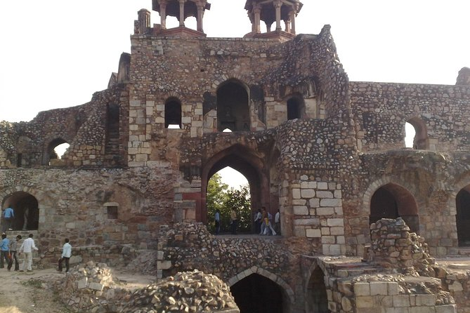 Delhi Oldest Indian Fort with delicious lunch
