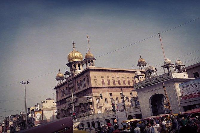 Delhi Historical Sikh temples run