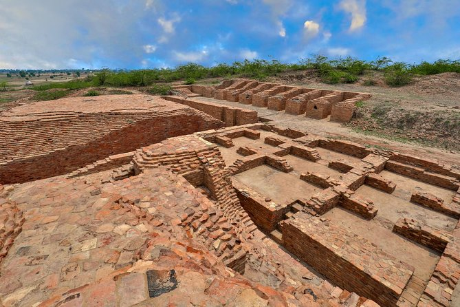 From Delhi Indus Civilization Archaeological Site Discovery