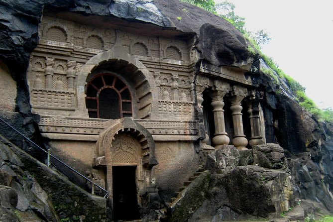 Pandav Leni Ancient Buddhist Caves From Mumbai