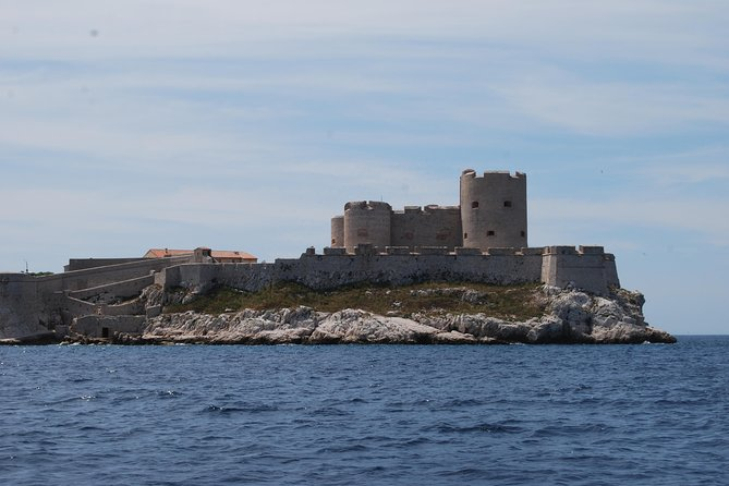 Château d'If Ticket in Marseille