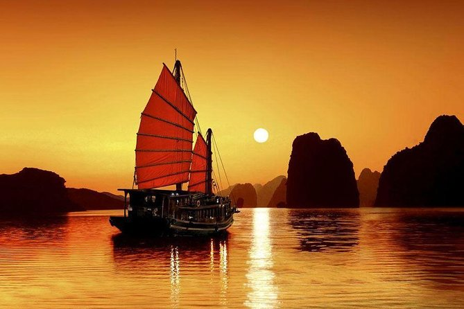 2 Days Halong Bay 3* Cruise Including Transportation from Hanoi