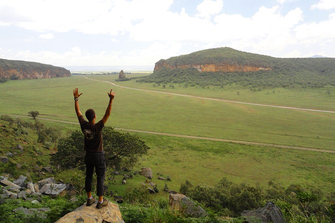 4 Days Hells Gate and Maasai Mara Adventures