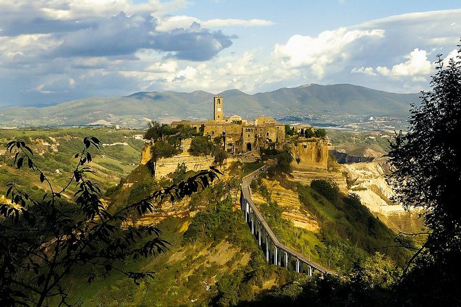 Private Day Trip from Rome to Orvieto and Civita di Bagnoregio