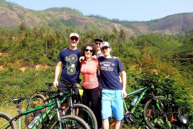Pedal Green : Munnar Bicycle Tour