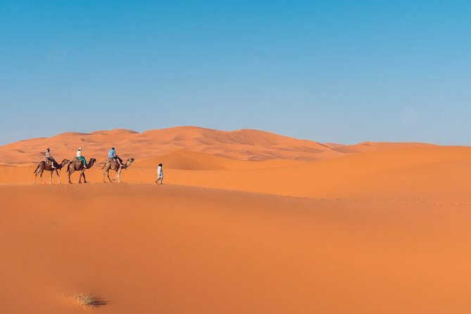4 days trip MARRAKESH to FEZ with 2 nights in MERZOUGA DESERT photo 9