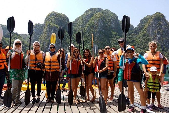 Luxury Day Tour Halong - Lan Ha Bay from Hanoi