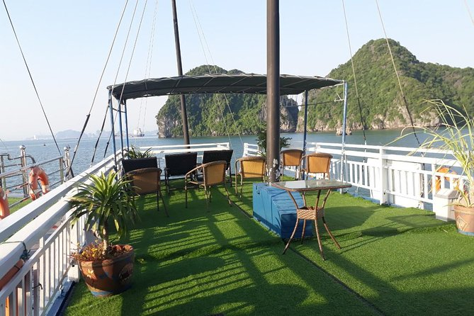 Private Charter Day Cruise in Halong Bay