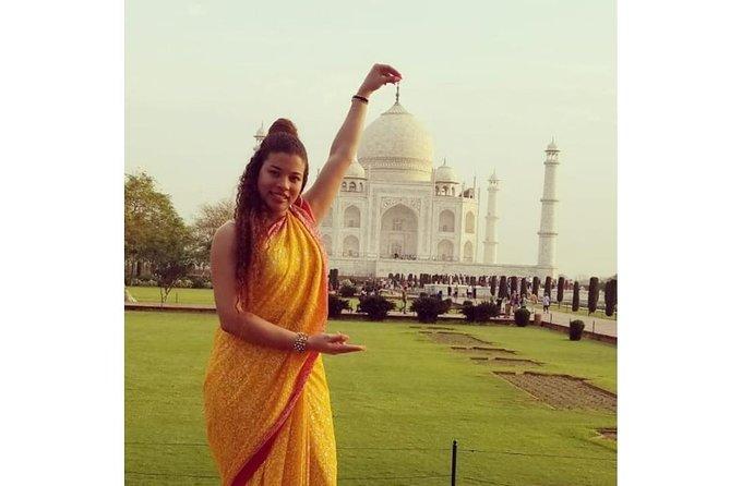 Noida to Agra Same Day Tour