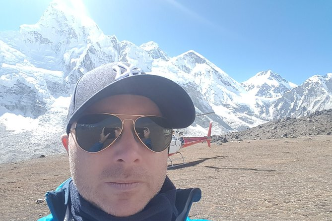 Everest Helicopter Landing Tour (Seat Sharing Basis) !