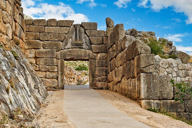 From Athens: Mycenae and Epidaurus private tour