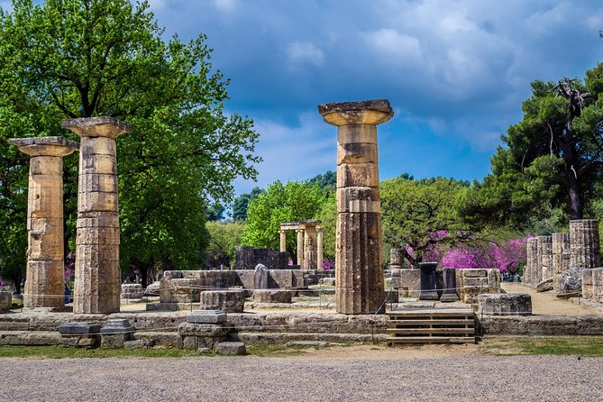 From Athens: Ancient Olympia full day private tour