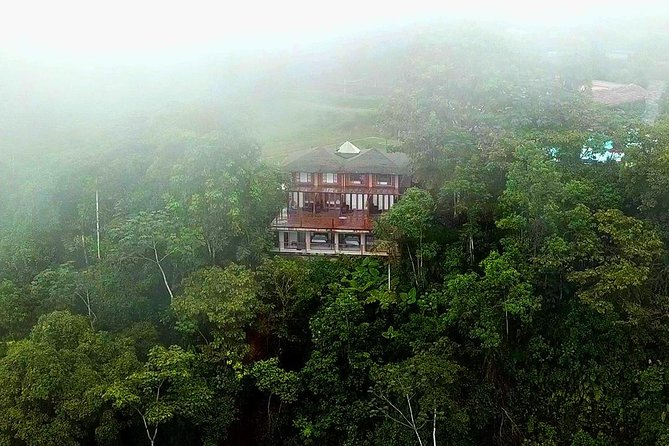 Full Day in the cloud forest near Quito!