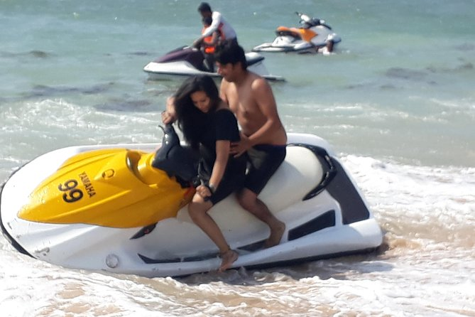 Triple Watersport Packages of Jet Sky, Parasailing & Banana Boat