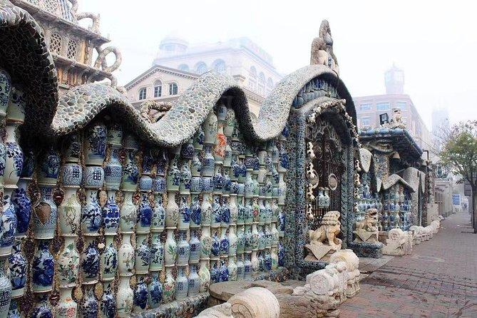 Beijing to Tianjin see Porcelain China house, Italian style street private tour