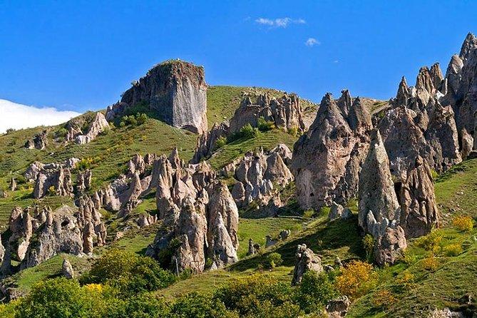 Khor Virap, Areni, Noravank, Goris (overnight), Tatev, Karahunj (Zorats Karer)