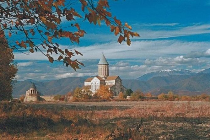 Private 3 day tour in Georgia from Yerevan