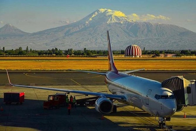 Yerevan airport transfer/ to or from