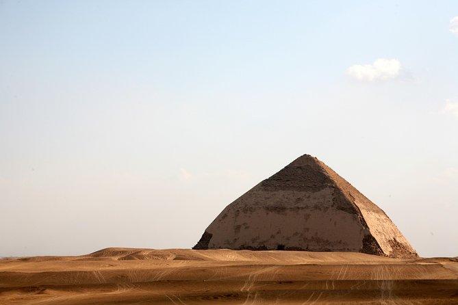 Dahshur Pyramids, Memphis and Sakkara Pyramid Day Tour