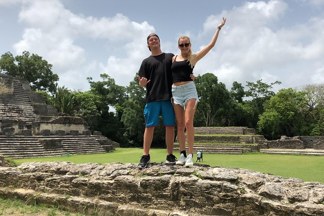 Belize Cave tubing & Altun Ha Mayan Temples Combo with lunch