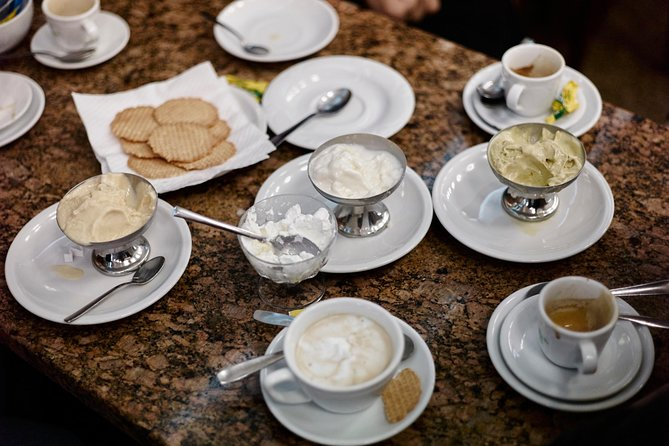 Private Rome Food Tour with Local Expert and Hotel Pickup