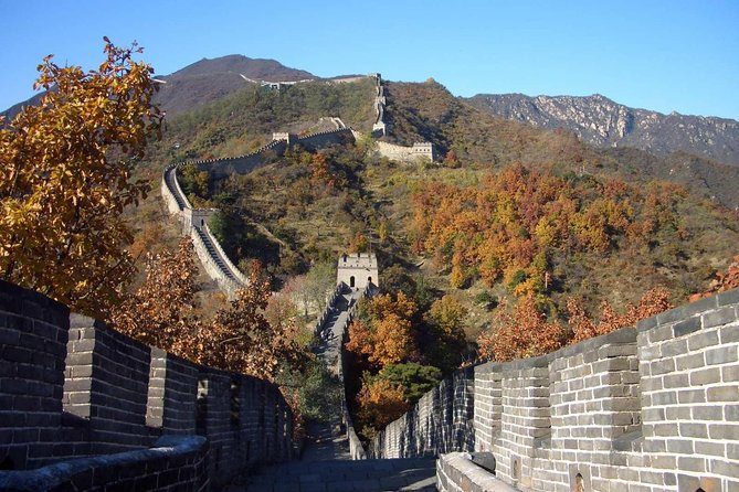 Beijing Full Day Mutianyu Great Wall Private Tour