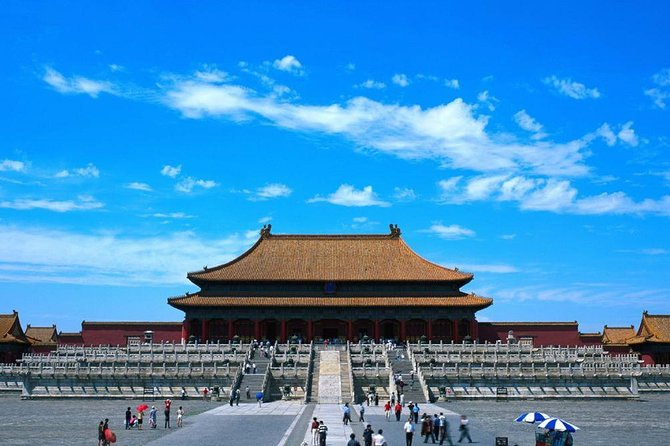 Private Tour: Tiananmen Square, Forbidden City, Temple of Heaven, Summer Palace