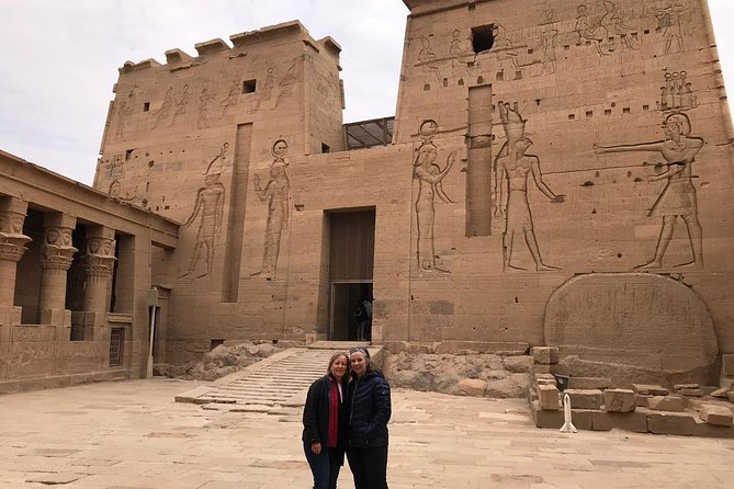 Private Tour to the Highlights of Aswan & Nubian Village from Luxor by Train photo 3