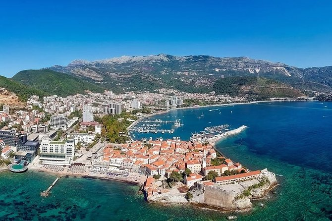 The Great Montenegro Tour - with english speaking driver