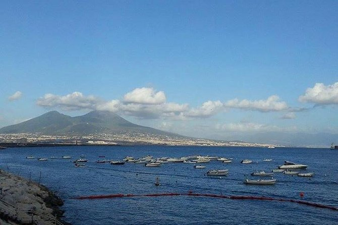 Transfer from Salerno Area to Naples with a 2hr stop at Pompeii (1-8 PAX)