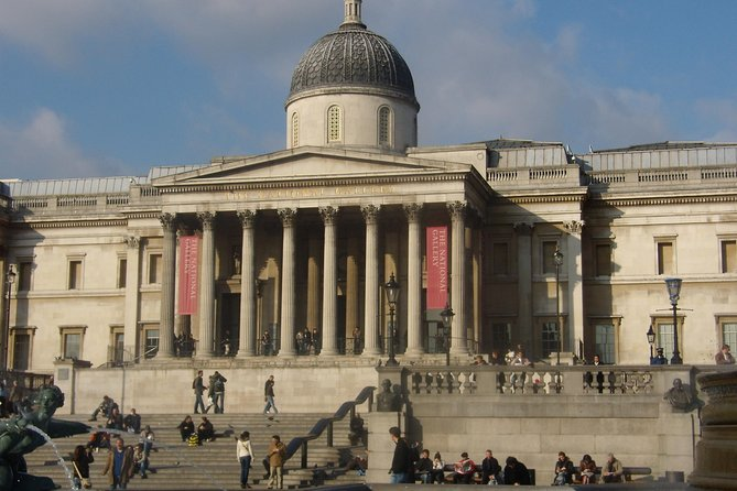 Private Tour, Highlights of The National Gallery, popular with families