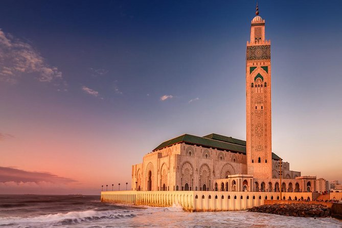 Private transfer from Fes to Casablanca
