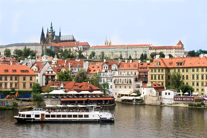 Cruise on the Vltava River