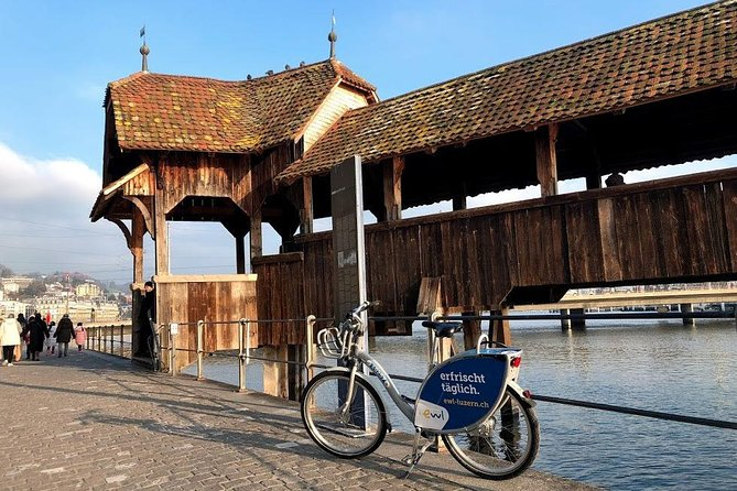 Lucerne Bike and Walk City Tour