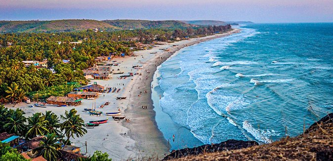 Private Goa Tour in 07 Days