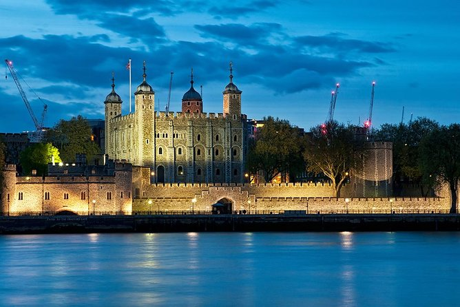 London: Grim Reaper Walking Tour
