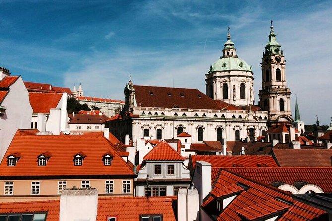 Historical City with Prague Castle